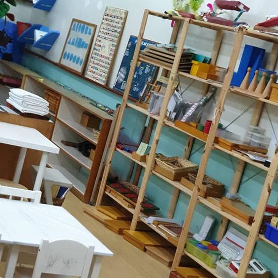 SriKayangan Montessori Clasroom
