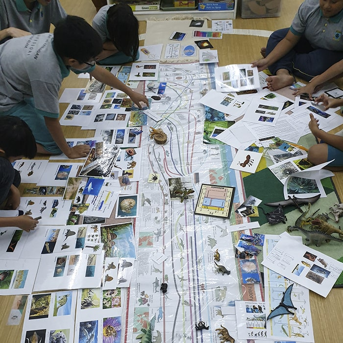 SriKayangan Montessori Activity